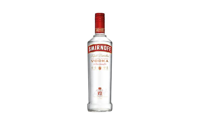 Product Details | Smirnoff No  21 Vodka